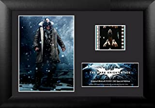 Film Cell Genuine 35mm Framed & Matted Batman Dark Knight Rises USFC5951 Bane