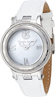 Christian Lacroix Dress Watch For Women Analog Leather - C Clw8006401Sm