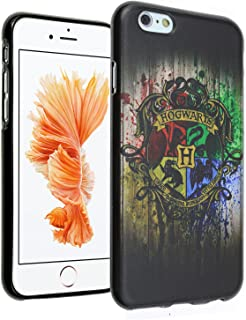 CASEVEREST iPhone 7 8 TPU Case 3D Print Design Slim Fit Cover Wizard Houses