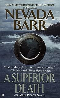 A Superior Death (Anna Pigeon Mysteries Book 2)