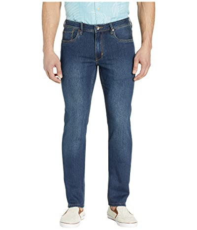 Tommy Bahama Antigua Cove Vintage Jeans (Dark Indigo Wash) Men