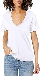 AG Adriano Goldschmied Women's Henson Short Sleeve T-Shirt
