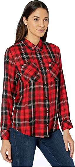 Party Red Plaid