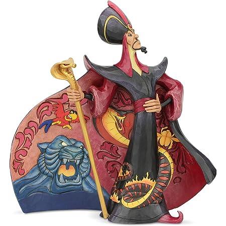 """Disney Traditions, Figura de Jafar de """"Aladín"""", para coleccionar, Enesco"""