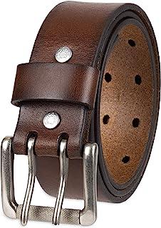 Men's Double Prong Casual Belt