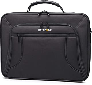 Laptop bag, Shoulder laptop bag, size 15.6 inch, Black, DZ-2080