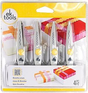 EK أدوات قطع تزيينية باستخدام مقص