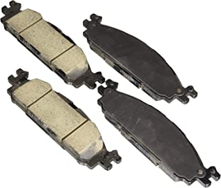 Motorcraft Front Brake Pad For Ford Taurus, Explorer And Flex, 2011-2014