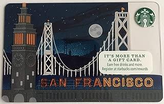Best san francisco starbucks card Reviews