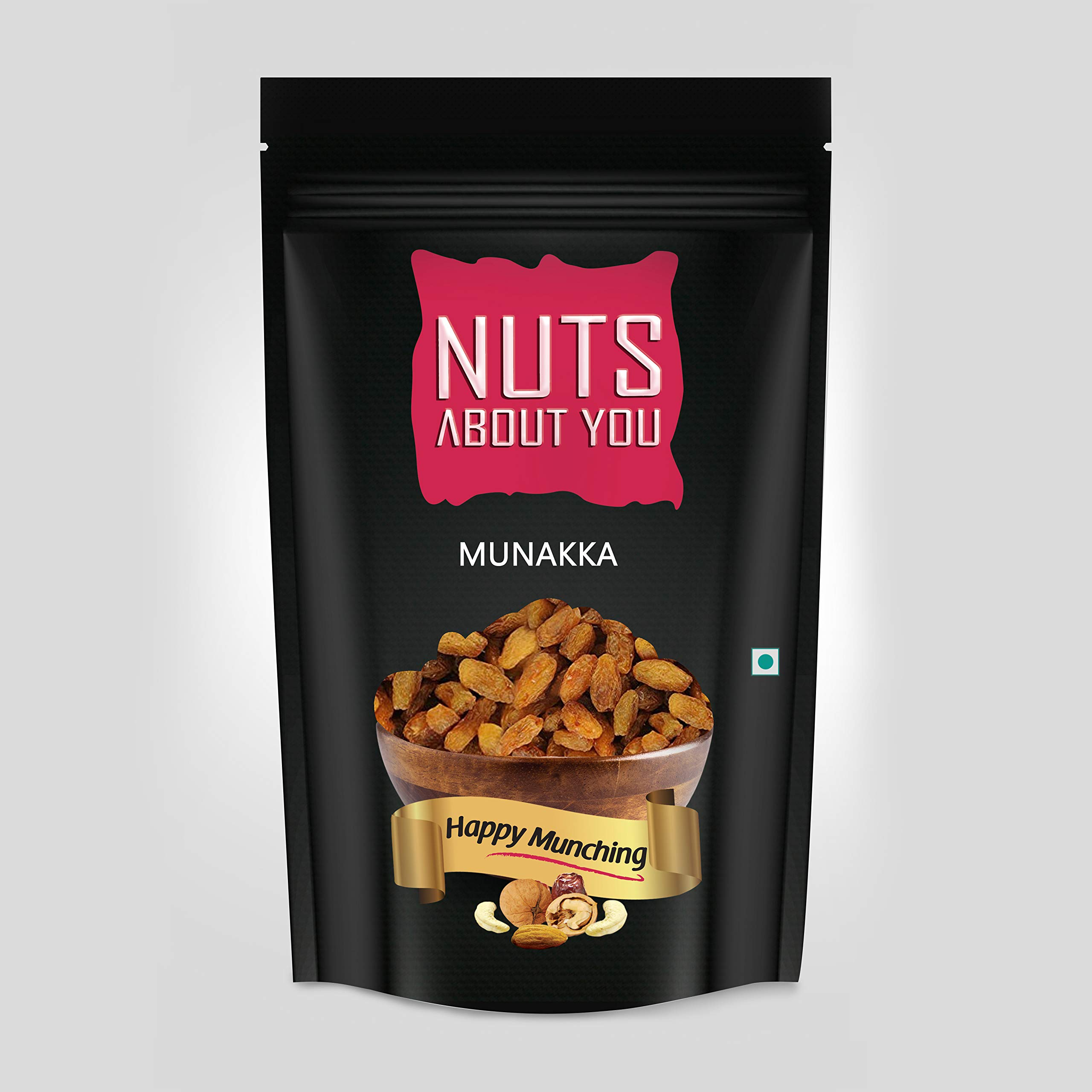 NUTS ABOUT YOU MUNAKKA / ABJOSH Pouch 250 g