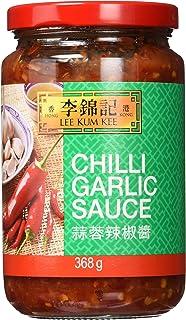 Lee Kum Kee Chilli Garlic Sauce, 1er Pack 1 x 368 g