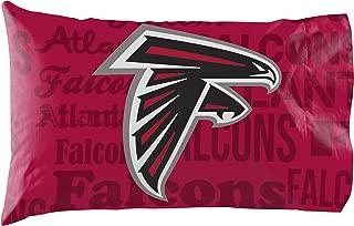 Atlanta Falcons - Set of 2 Pillowcases - NFL Football Bedroom Accessories