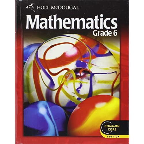 Students Math Book 6th Grade: Amazon com