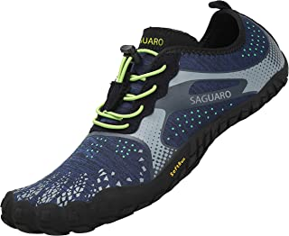 SAGUARO Chaussures de Fitness Trail Running Homme Femme Chaussures Minimalistes Chaussons Aquatiques Outdoor & Indoor Chau...