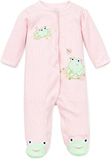 Little Me Baby Girls' Footie