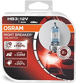 OSRAM - Night Breaker Unlimited 9005 (Pair)