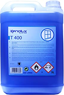 Kenolux T400, concentrated universal cleaner without leaving streaks for Car glass, windows, mirrors and smooth surfaces. ...