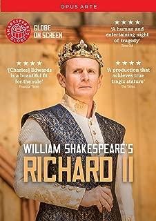 Shakespeare: Richard II Globe On Screen