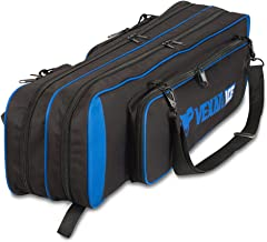 """Vexan ICE Fishing Rod & Tackle Bag 36"""" Semi Soft Case and Multi-Piece Fly Rods.."""