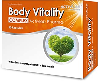 Activlab Body Vitality Complex Paquete