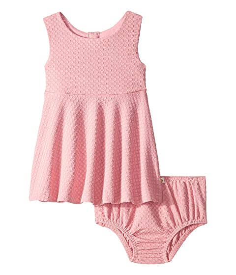 Kate Spade New York Kids Textured Vivian Dress (Infant)