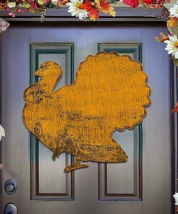 Designocracy D/écor Wall Hanger Large Multicolor 50 Piece