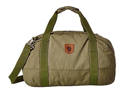Fjallraven Greenland Duffel 30 (Green) Handbags