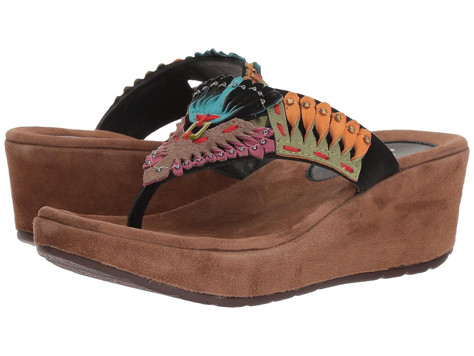 Spring Step HeadressAtmospheric grades have affordable shoes