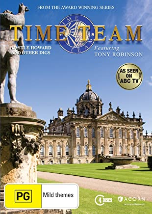 TIME TEAM - CASTLE HOWARD AND OTHER DIGS - SERIES 10
