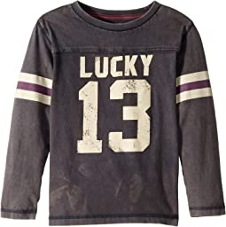 Lucky 13 Football Shirt (Little Kids/Big Kids)