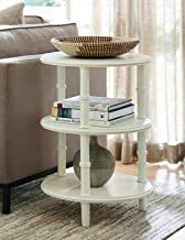 Young House Love Dashing Side End Table, White