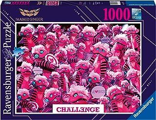 Ravensburger Puzzle Challenge Monsterchen 16771 Puzzle 1000 pièces pour Adultes et Enfants à partir de 14 Ans