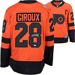 3e64cb176 Claude Giroux Philadelphia Flyers Autographed 2019 Stadium Series Fanatics  Breakaway Jersey - Fanatics Authentic Certified