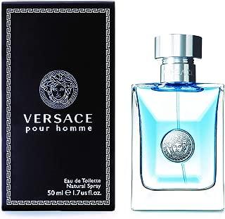 Versace Pour Homme By Gianni Versace For Men. Eau De Toilette Spray 1.7 Oz.