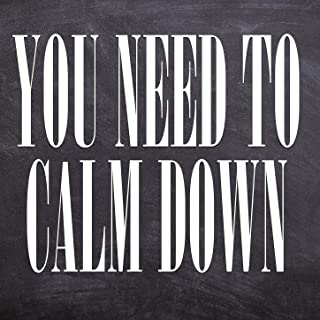 You Need To Calm Down (Instrumental)