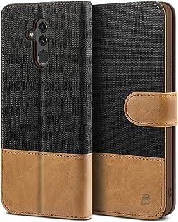 comprar comparacion BEZ Funda Huawei Mate 20 Lite, Carcasa para Huawei Mate 20 Lite Libro de Cuero con Tapas y Cartera, Cover Protectora con R...