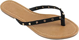 Best gold plaited sandals Reviews