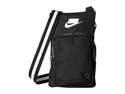 Nike Sport Small Items Bag (Black/Summit White/Summit White) Bags