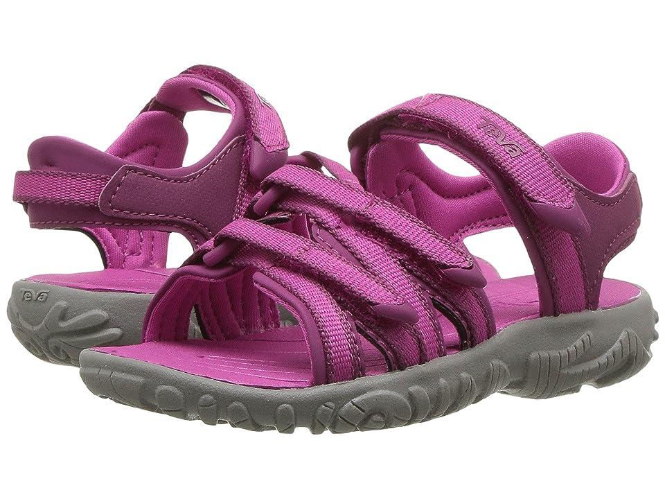 Teva Kids Tirra (Toddler) (Raspberry Rose) Girls Shoes
