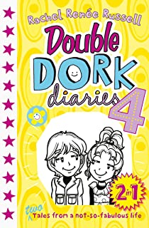 Double Dork Diaries 4 by Rachel Renee Russell - Paperback