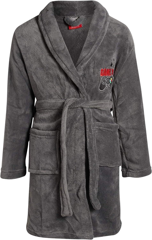 MAC HENRY Nashville-Davidson Mall Boys Coral Solid 5% OFF Robe Fleece
