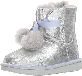 Kids' K Gita Metallic Pull-On Boot