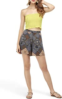 Our Heritage Women's Shorts Women's Scarf Culotte Shorts
