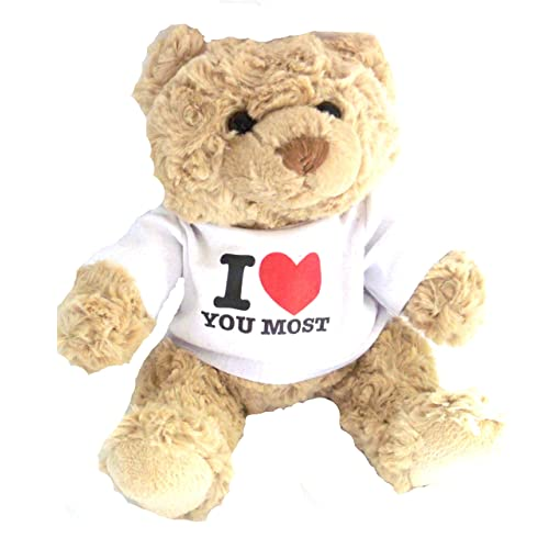 I HEART YOU MOST 7 TEDDY BEAR Love Romantic Gifts Presents For Her Him My