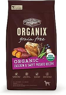Castor & Pollux Organix Grain Free Organic Chicken & Sweet Potato Recipe Dry Dog Food