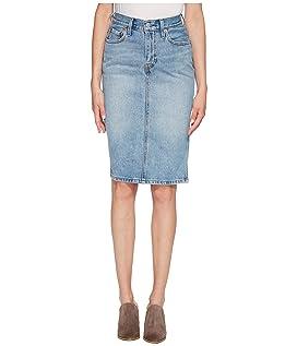 Premium Side Slit Skirt