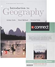 GEN COMBO LOOSELEAF INTRODUCTION TO GEOGRAPHY; CONNECT ACCESS CARD