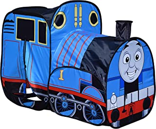 Sunny Days Entertainment Thomas & Friends Pop Up Train – Indoor Play Tent for Kids | Nickelodeon Thomas The Tank Engine Toy Playhouse
