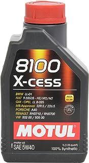 MOTUL 8100 X-Cess 5W40 / 1 liter