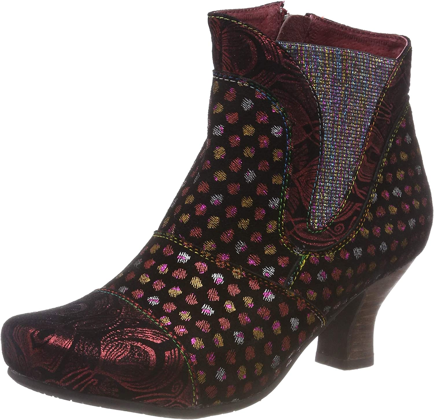 Laura Vita Candice 22 Womens Ankle Boots